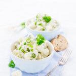 Blumenkohl-Salat - Rezept für eine Kartoffelsalat-Alternative