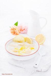 Buttermilchsuppe selber kochen - Rezept