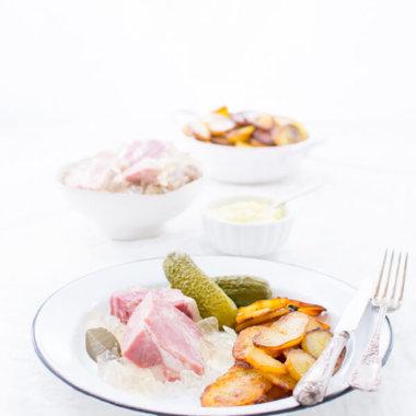 Sauerfleisch Rezept von herzelieb - Holsteiner Art
