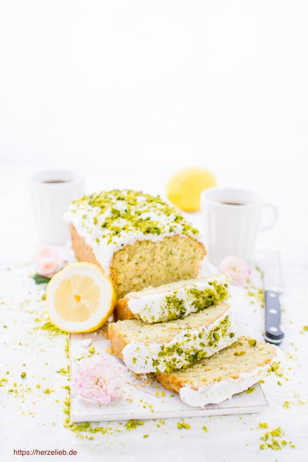 Zucchini-Kuchen Rezept ohne Schokolade