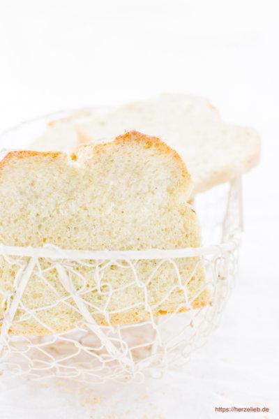 Zucchinibrot – Rezept für ein superfluffiges Brot