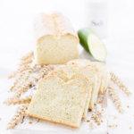 Zucchini Brot Rezept - gegen die Zucchini Schwemme