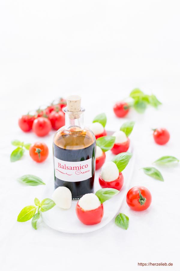 Balsamico Creme - Rezept für ein tolles Würzmittel und Dressing