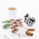 Zimtsterne Rezept von herzelieb - saftig und weich