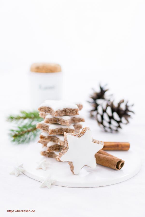 Zimtsterne – Rezept für saftige und würzige Kekse!