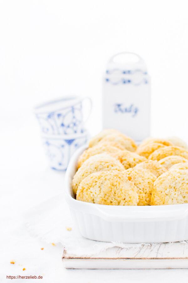 Hallig Knerken - Rezept für nordfriesische Kekse