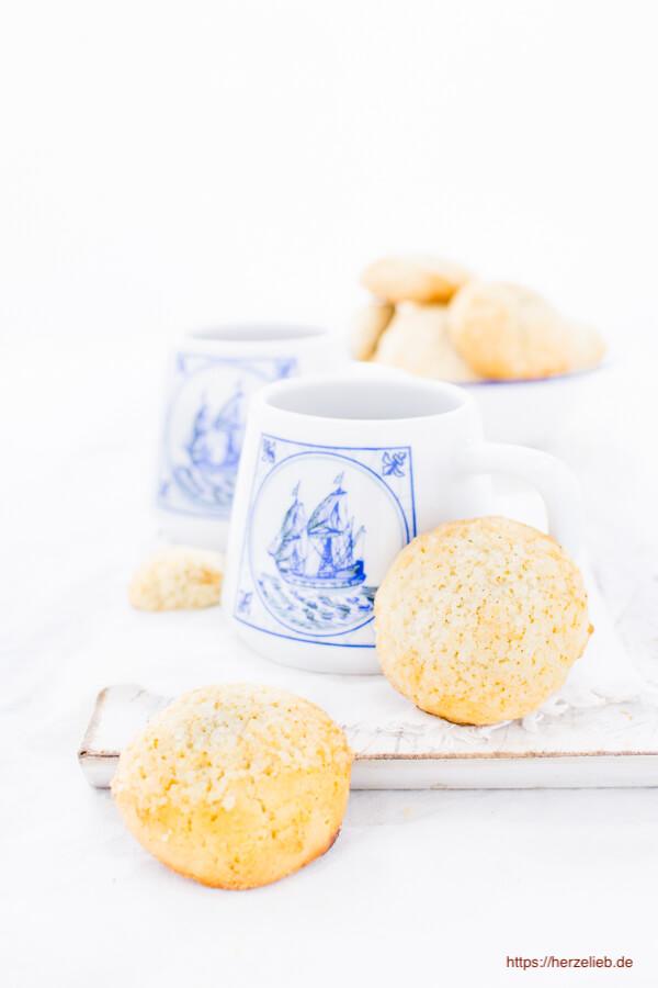 Hallig Knerken - Rezept für Kekse von herzelieb
