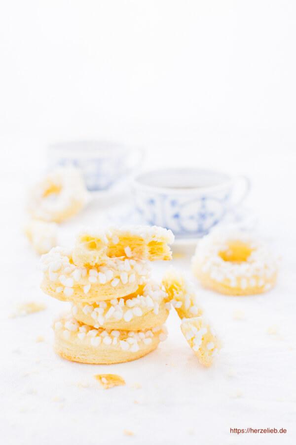 Herrenkringel - traditonelles Rezept für Kekse aus Nordfriesland