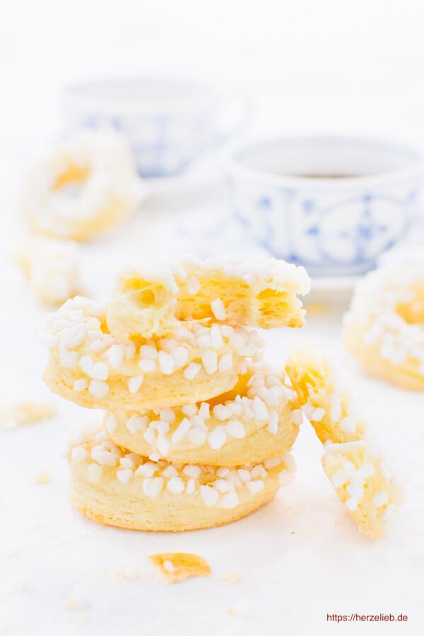 Herrenkringel – Keks Rezept mit nur 4 Zutaten aus Nordfriesland