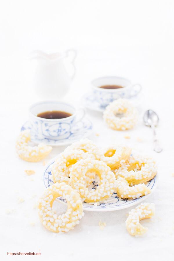 Herrenkringel - traditionelle Kekse von der Nordsee