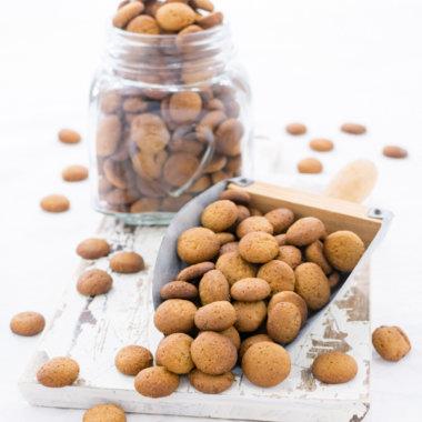 Klütjes oder Punker - Kekse aus Nordfriesland - Rezept für Kekse aus Nordfriesland von herzelieb
