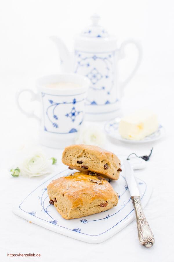 Kneppkuchen Rezept - traditionelle Brötchen oder Kuchen aus Nordfriesland