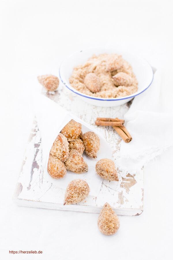 Mutzenmandeln - Rezept nicht nur für Karneval oder Fasnacht, wir essen sie zu Weihnachten und Silvester