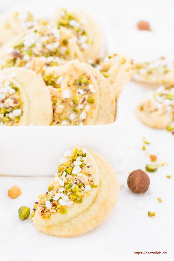 Uppåkrakakor - schwedische Kekse backen, Rezept von herzelieb
