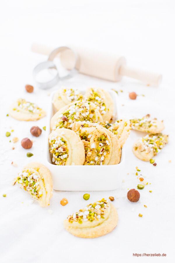 Uppåkrakakor – schwedische Kekse, die ganz einfach zu backen sind