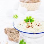 Senf-Eier-Creme Rezept - als Dip oder aufs Brot