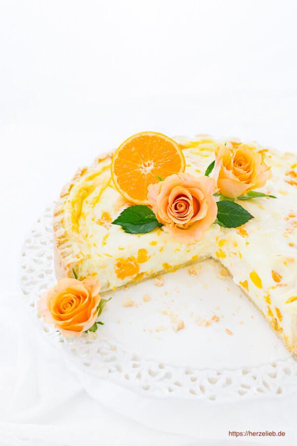 Omas Mandarinen Schmand Kuchen Rezept Weckt Das Kind In Mir