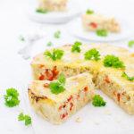 Rezept Sauerkrautauflauf - vegetarisch, auch für Kinder