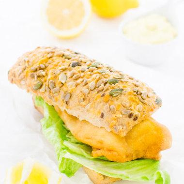 Backfisch Rezept selber machen