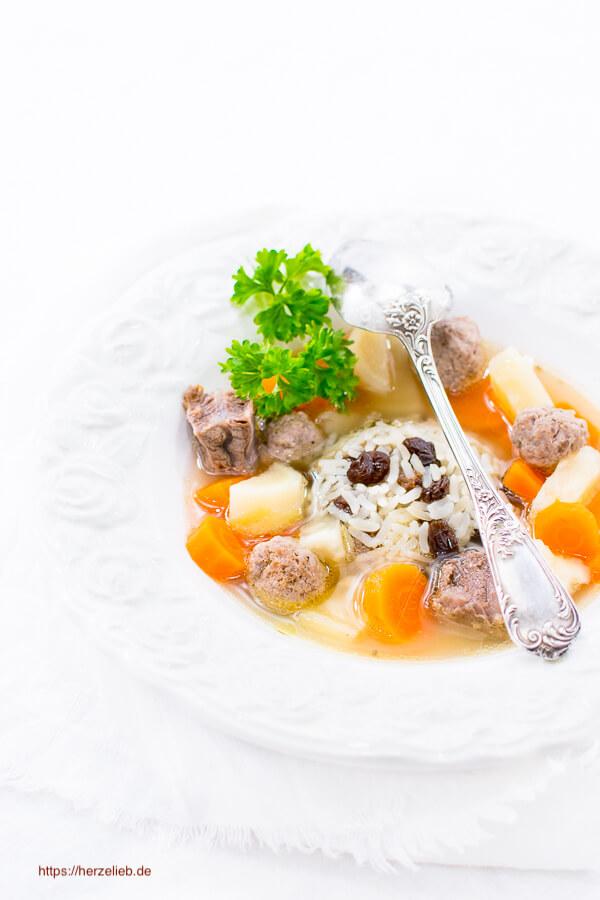 Frische Suppe aus Nordfriesland – Rezept für den Klassiker
