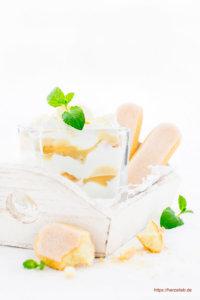 Apfel-Eierlikör-Tiramisu - Tolles Dessert Rezept