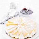 Rezept für Friesentorte, ein Original aus Nordfriesland