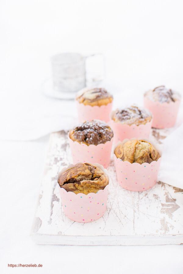Mikrowelle Muffins Rezept