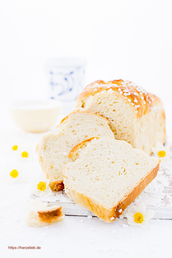 Quarkstuten Rezept - Brot, wie von Oma für ein tolles Frühstück!