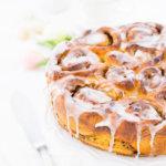 Dagmartærte - dänischer Kuchen