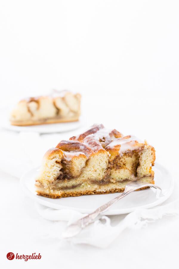 Dagmartærte - dänischer Smørkage oder Butterkuchen