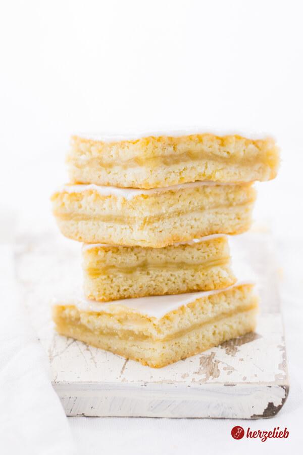 Apfelmuskuchen wie vom Bäcker – Rezept mit viel Liebe