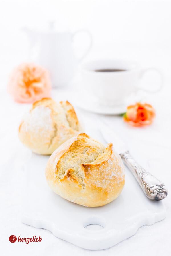 Dinkel-Kartoffelbrötchen Rezept – Gute-Laune-Frühstück