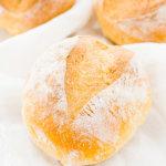 Buttermilchbrötchen selbstgebacken