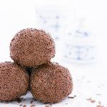 Große Rumkugeln aus Kuchenresten Rezept