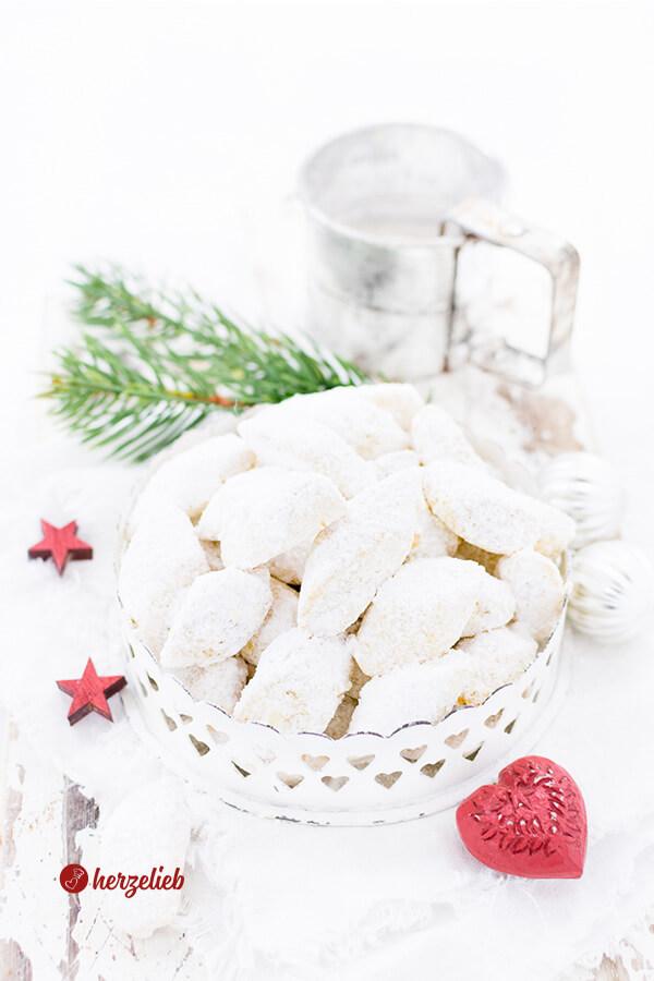 Traumstücke Kekse oder Plätzchen für Weihnachten und Advent