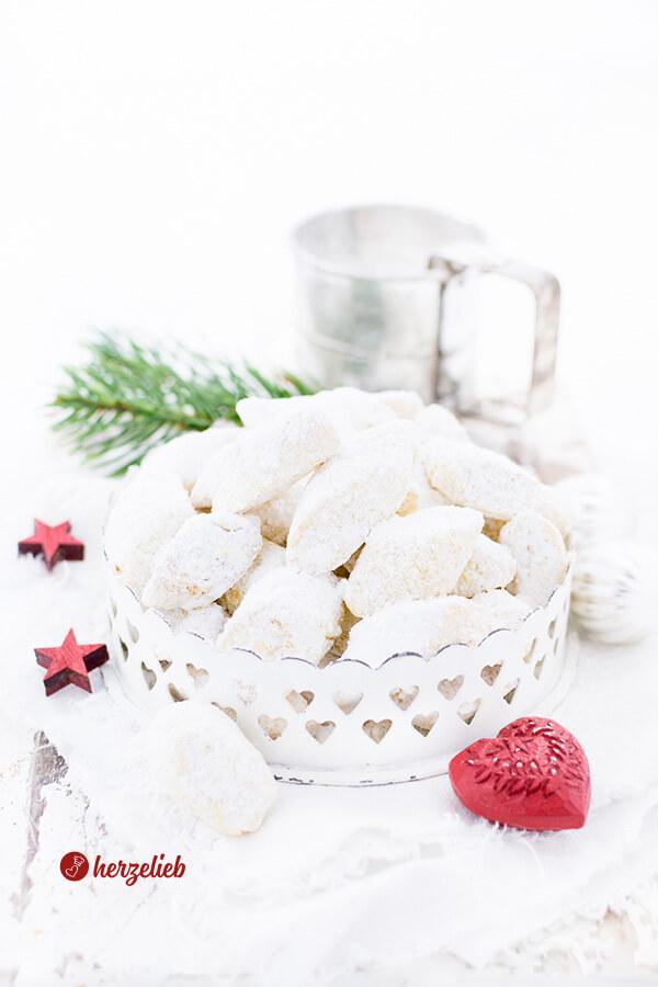 Traumstücke Rezept Weihnachtnachstkekse