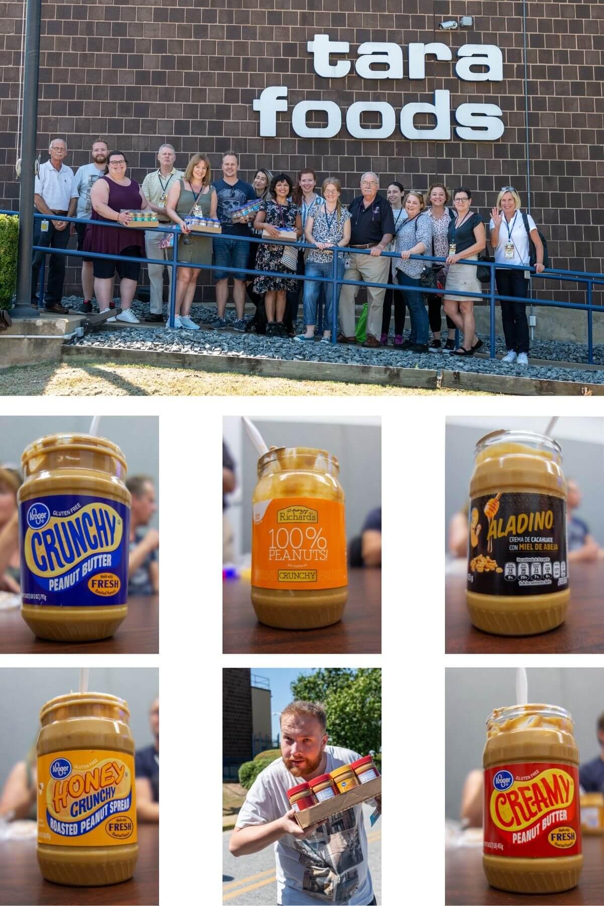 Tara Foods Georgia - American Peanut Tour