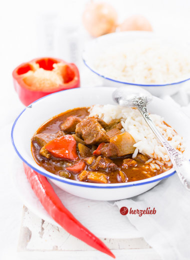 Schaschliktopf selbstgekocht - Schaschliksuppe