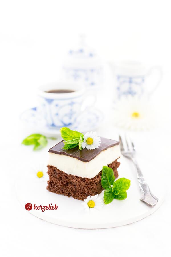 Isibatar - Schokoladenkuchen mit Creme