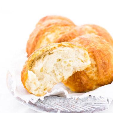 Käsebrötchen von herzelieb wie von Bäcker