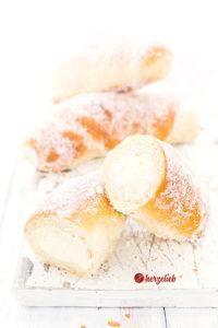 Pudding-Vanillestangen selbstgemacht mit einem ganz einfachen Rezept