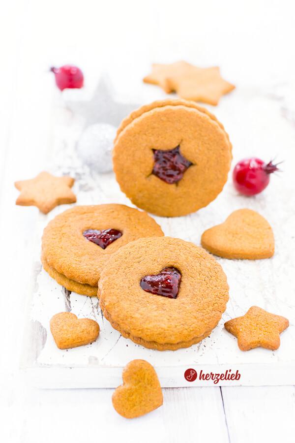 Schwedische Kekse von herzelieb - Schwedische Lebkuchen oder Pepparkakor