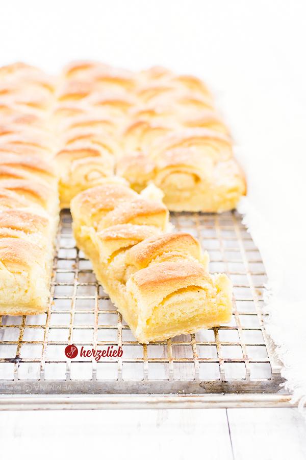 Butterkuchen aus Dänemark H. C. Andersen kage