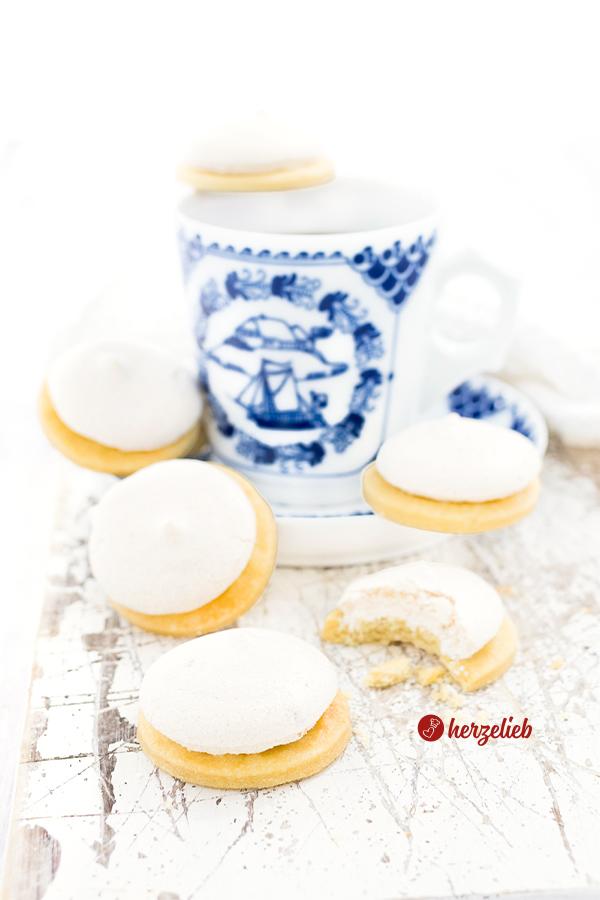 Ingenting Rezept - dänische Kekse oder Plätzchen