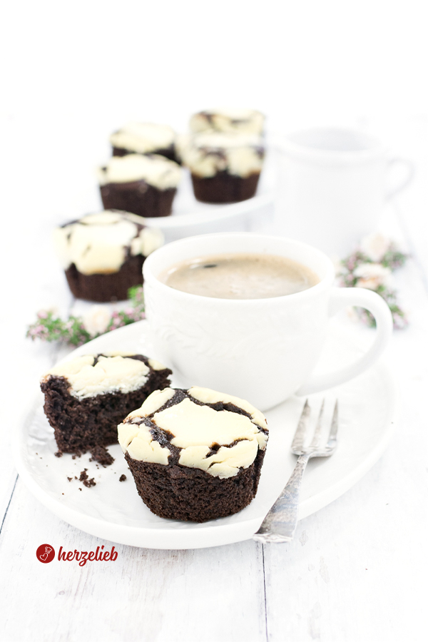 Cheesecake Muffins Rezept von herzelieb