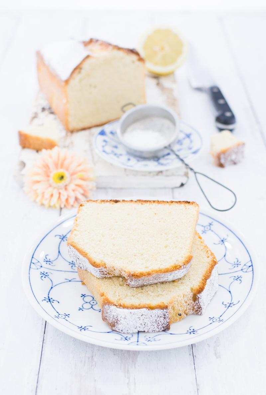 Pund-til-Pund Kage Kuchen aus Dänemark - Gleischwerkuchen