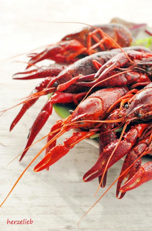 Flusskrebse kochen - ganz einfach mit diesem Rezept
