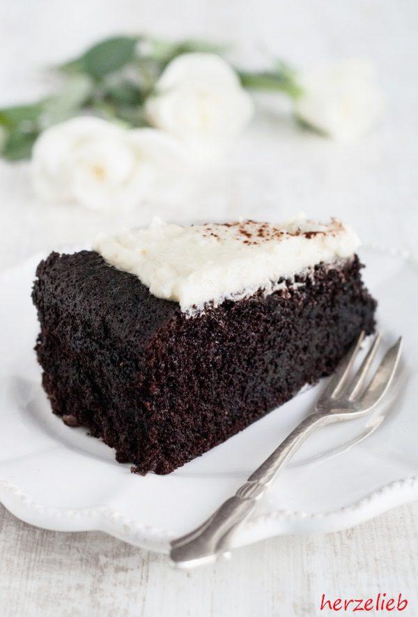 Guinness Kuchen Rezept Schwarz Saftig Unfassbar Gut Ist Dieser