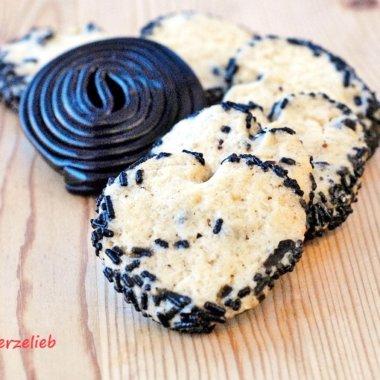 Wie aus Dänemark - ein Rezept für Lakritzkekse