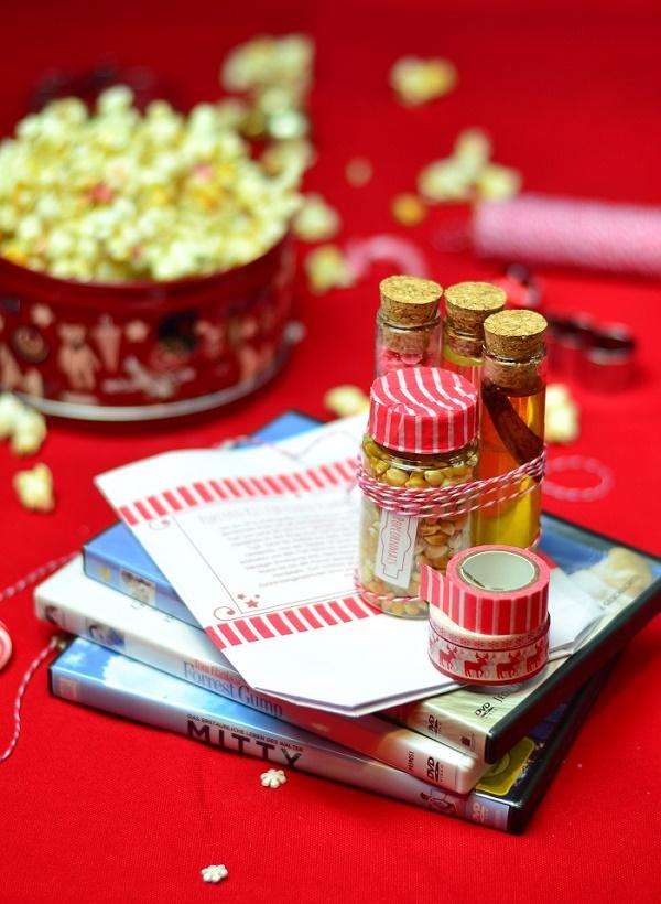 Dieses Popcorn-Kit ist das ideale Geschenk in letzter Minute